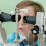 pediatric Eye test