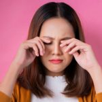 occasional dry eye symptoms
